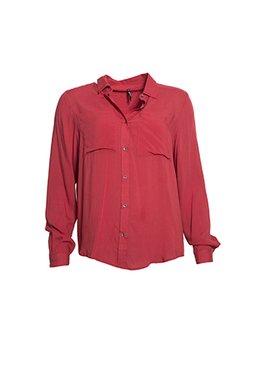 Smash BESS Dámská košile červená