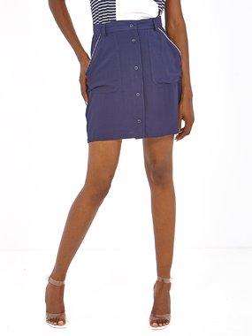 Smash PARRI Dámská sukně tmavě modrá