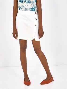 Smash ENEA Dámská sukně bílá