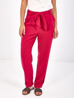 Smash HIBISCUS Dámské kalhoty červené