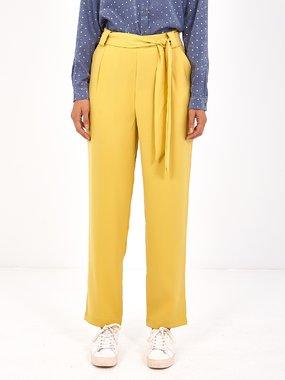 Smash HIBISCUS Dámské kalhoty žluté