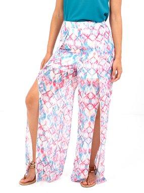 Smash SAKE Dámské kalhoty růžové