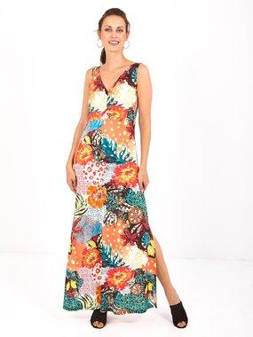 Smash MAISA Dámské šaty barevné