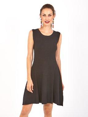 Smash LOWEN Dámské šaty černé