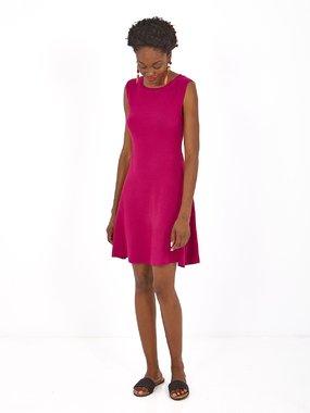 Smash LOWEN Dámské šaty růžové
