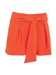 Smash JOHOF Dámské kraťasy oranžové