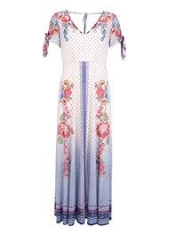 Smash DAPPLE Dámské šaty modré