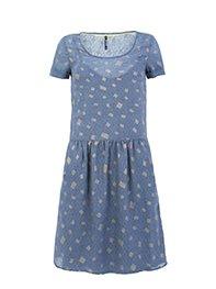 Smash MIRTO Dámské šaty modré