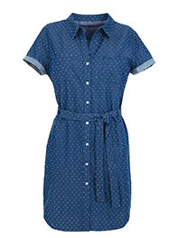 Smash CELINDA Dámské šaty tmavě modré