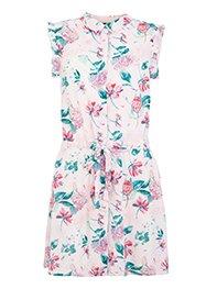 Smash TWIST Dámské šaty růžové