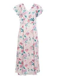 Smash EURIDITA Dámské šaty růžové