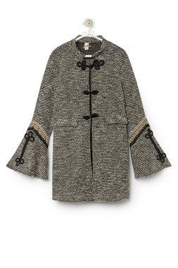 Nekane SHYLO.PR Dámský kabátek šedý