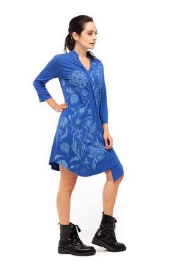 Mamatayoe Sinoazul Dámské šaty  ONE COLOUR mix barev barev