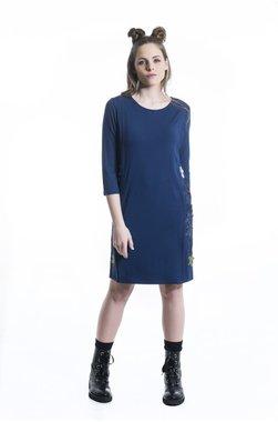 Mamatayoe Spartan Dámské šaty modrá