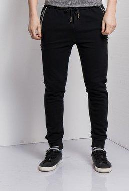 Ryujee SWEN volnočasové kalhoty černé