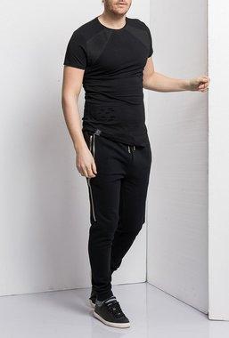 Ryujee TUDI tričko černé
