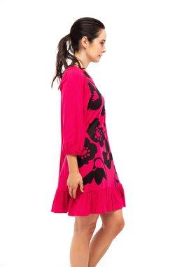 Mamatayoe Tulipano Dámské šaty  ONE COLOUR mix barev barev