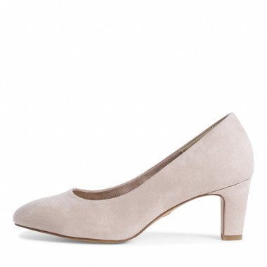 1-22418-27 Dámské boty 418 béžová