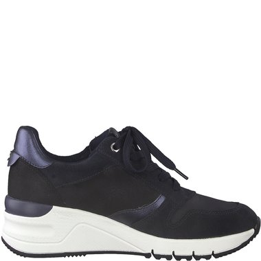 1-1-23702-25 Dámské boty 890 tmavě modrá