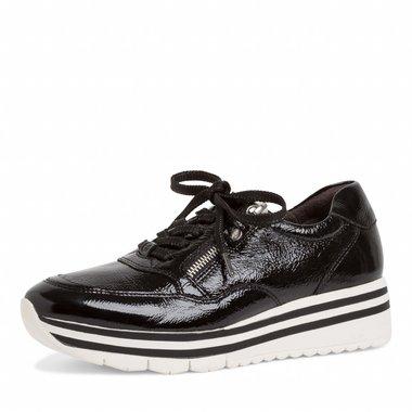 1-23707-26 Dámské boty 018 černá velikost