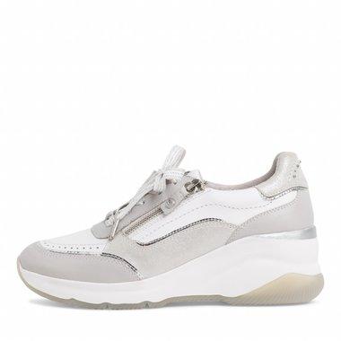 1-23720-26 Dámské boty 248 šedá velikost