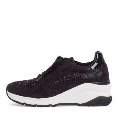 1-23722-26 Dámské boty 805 tmavě modrá velikost