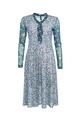 Smash LASIA Dámské šaty šedá
