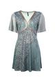 Smash TASMANIA Dámské šaty šedá